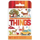 Outset Media This, That, and Everything: Things Card Game