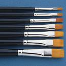 S&S Worldwide Taklon Brights Brush Assortment