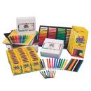 S&S Worldwide Color Splash! Art in a Box Easy Pack