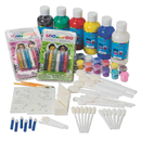 S&S Worldwide Carnival Face Painting Easy Pack