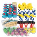S&S Worldwide Preschool Painter Easy Pack