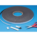 S&S Worldwide 100' Roll Magnetic Strip with Adhesive