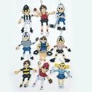Beaded Sports Figures Craft Kit