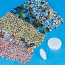 S&S Worldwide Glass Bead Easy Pack