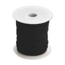 S&S Worldwide Black Medium Elastic Cord, 100 Yard
