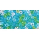 Beadery Sea Glass-Look Pony Bead Mix