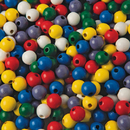 S&S Worldwide Large Wooden Beads