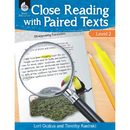 Shell Education Close Reading with Paired Texts Grade 2