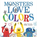 Monsters Love Colors Book