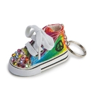 Color-Me Sneaker Key Ring