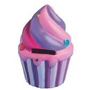 Color-Me Ceramic Bisque Cupcake Banks