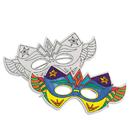 S&S Worldwide Super Hero Half Masks