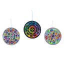 S&S Worldwide Sun Catcher Mandalas, Round