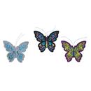 S&S Worldwide Butterfly Mandala Sun Catchers