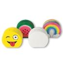 Color-Me Ceramic Bisque Circle Banks