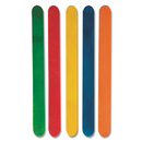 S&S Worldwide Colored Craft Sticks - Regular