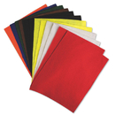 Multicolor Felt Sheets
