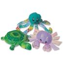 Color-Me Fabric Sealife Creatures