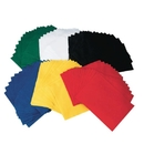 S&S Worldwide Assorted Color Felt Sheets (pack of 96)