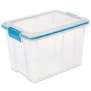 Sterilite 20-Quart Storage Container With Gasket