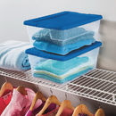 Sterilite® 16-Quart Storage Box with Lid Value Pack (Pack of 2)
