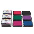 Color Splash! Washable Color Ink Pads (pack of 12)