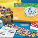 Jungle Jute Wrap Bracelets Craft Kit