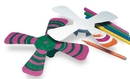 Color n' Throw Boomerang Craft Kit