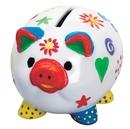 S&S Worldwide Piggy Banks Craft Kit