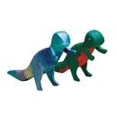S&S Worldwide Flexible Wooden Dinosaurs Craft Kit