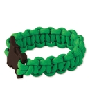 Assorted Neon Parachute Cord Bracelet Craft Kit