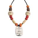 S&S Worldwide I Am Braver Necklace Craft Kit
