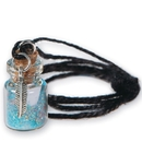 S&S Worldwide Message In A Bottle Necklace Craft Kit