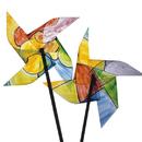 S&S Worldwide Twirly Pinwheels Craft Kit