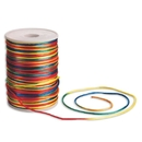 S&S Worldwide Rattail Cord, Rainbow Ombre - 144yds