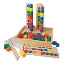 Melissa & Doug Bead Pattern and Sequencing Set