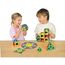Magnetic Polydron Classroom Set