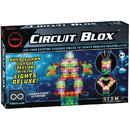 Eblox E-BLOX® Circuit Blox™ Lights Deluxe Building Bricks Set