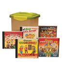 S&S Worldwide The Learning Station CD Set of 5