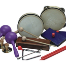 S&S Worldwide Rhythm Band Preschool Musical Instrument Set