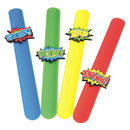 Super Hero Slap Bracelet