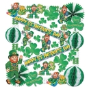 Beistle Flame Resistant St. Patrick's Day Decorating Kit