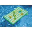 Swimline Inflatable Turtle Toss Floating Corn Hole Target Game