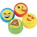 U.S. Toy Mini Emoji Yo-Yo Pack