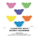 Creative Balloon Happy Weight 15-Gram Butterfly Balloon Weights