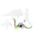 Precut Cardboard Shapes - Dinosaurs