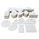 Corru-Shapes Corrugated Pieces