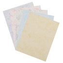 Marble Card Stock, 8-1/2