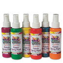4-oz. Color Splash! Fabric Spray Paint Assortment