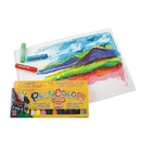 Playcolor Solid Color Tempera Poster Paint Sticks